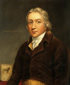 Edward Jenner: Artist unknown